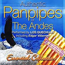 Panpipes of the Andes