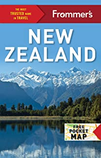 Frommer's New Zealand (Complete Guide)
