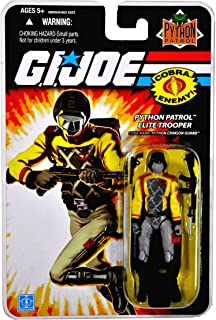 GI Joe 25th Anniversary Python Crimson Guard Elite Trooper Action Figure