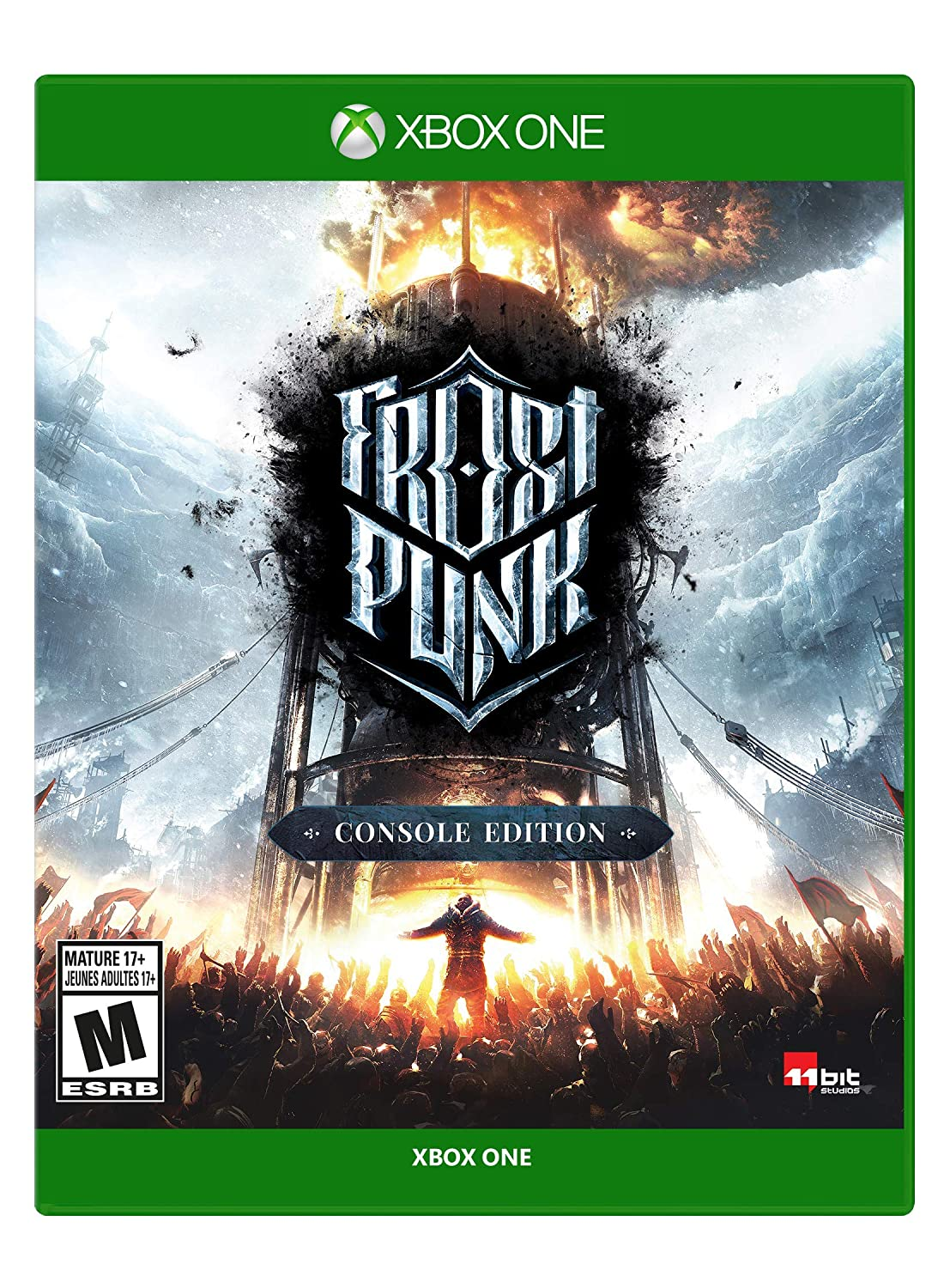 Frostpunk: OFFicial shop Console Edition - One Xbox famous