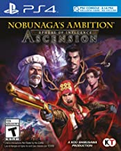 Nobunaga's Ambition: Sphere of Influence - Ascension - PlayStation 4