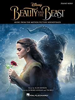 Beauty and the Beast - Piano Solo: Music from the Disney Motion Picture Soundtrack