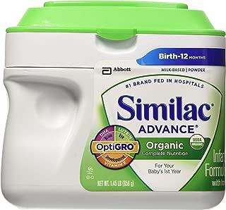 Similac 雅培 Advance奶粉,1.45磅/658克