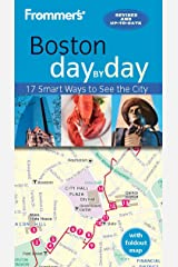 Frommer's Boston day by day Kindle Edition