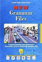 New grammar files. English grammar and vocabulary elementary (A2) to upper-intermediate (B2). Per le Scuole superiori. Con e-book. Con espansione online. Con DVD-ROM [Lingua inglese]