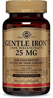 Best solgar gentle iron 25 mg Reviews
