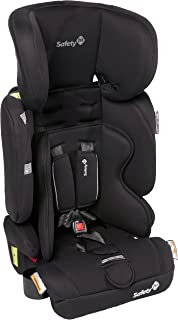 Solo Convertible Booster Seat Suitable Approx. 6 Months to 8 Years, Black