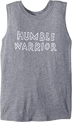 Humble Warrior Muscle (Toddler/Little Kids/Big Kids)