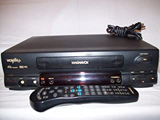 Vintage Magnavox VRU442 VCR+ 4 Head VHS HQ