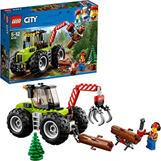 LEGO City Forest Tractor 60181 Playset Toy