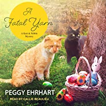 A Fatal Yarn: Knit and Nibble Mystery Series, Book 5