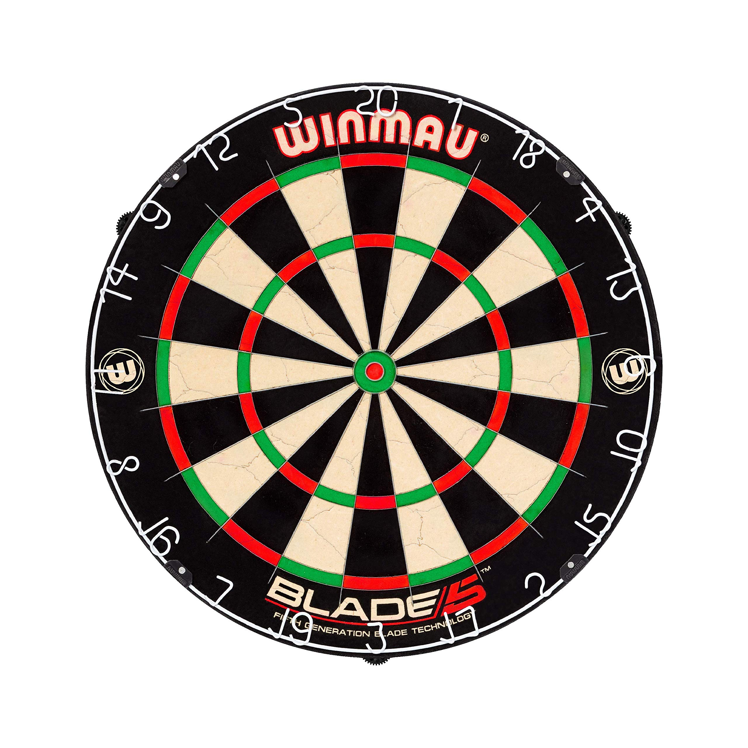 Winmau Bristle Dartboard All New Bounce Outs