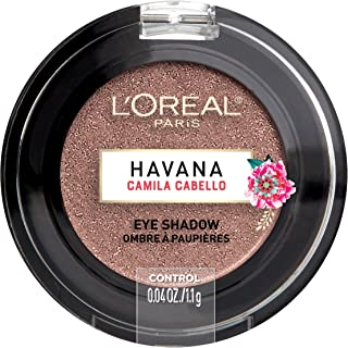 L'Oreal Paris Cosmetics X Camila Cabello Havana Eye Shadow, Control, 0.04 Ounce