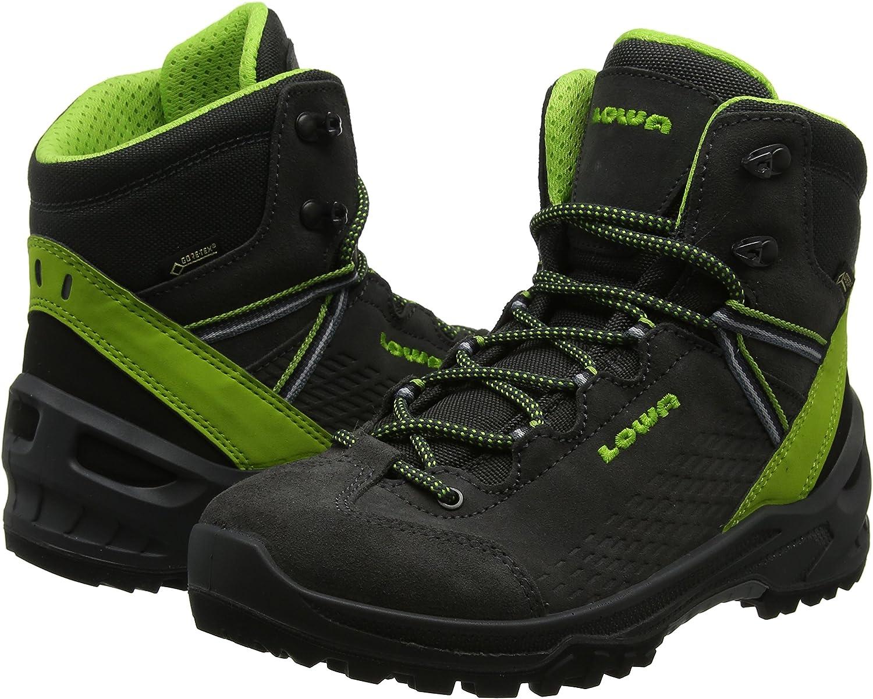 Lowa Unisex Arco GTX Mid Ju Trekking-/& Wanderstiefel