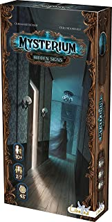 Fantasy Flight Games LIBMYST02FR Current Edition Mysterium Secrets and Lies Board Game
