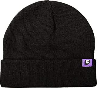 Twitch New Beanie - Black