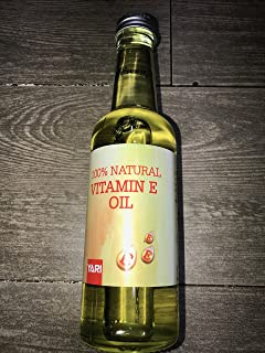 100% natural Vitamin E Oil
