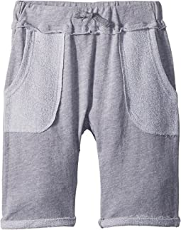 AG Adriano Goldschmied Kids The Marley Knit Pull-On Shorts (Big Kids)
