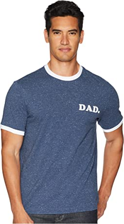Short Sleeve Dad Ringer T-Shirt