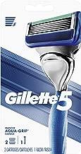 Gillette5 Men's Razor Handle + 2 Refills