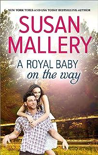 A Royal Baby On The Way (Royally Wed Book 1)