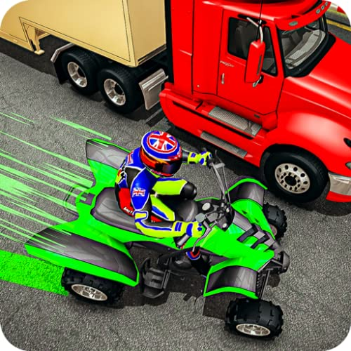 Road New Game Quad 4x4 Bike Racing: Endless Journey 2020