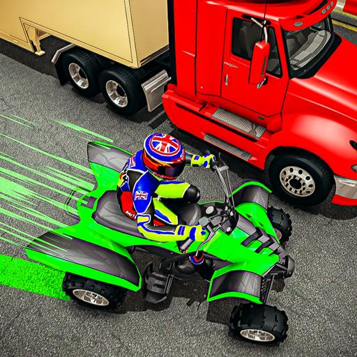 Road New Game Quad 4x4 Bike Racing: Endless Journey 2020
