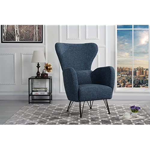 High Back Living Room Chairs: Amazon.com