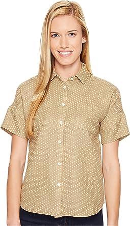 Short Sleeve Greylock Dot Shirt