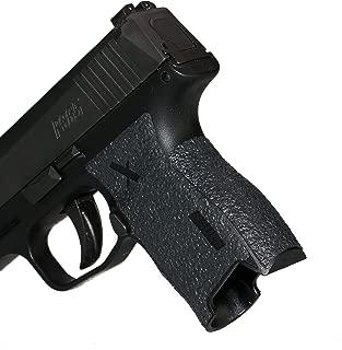 Foxx Grips -Gun Grips fits Sig Sauer P365 Compatible (Rubber Grip Enhancement)