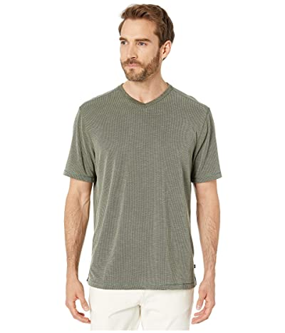 Tommy Bahama Tropicool Paradise IslandZone V-Neck T-Shirt (Noble) Men