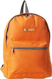 Everest 中性 基本款双肩包 1045K-OG 橘色 均码