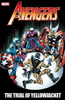 Avengers: The Trial of Yellowjacket (Avengers (1963-1996))