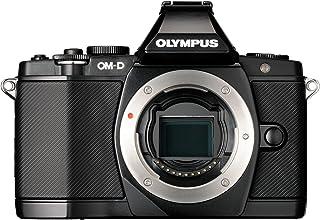 OLYMPUS ミラーレス一眼 OM-D E-M5 ボディ ブラック 1605万画素  防塵 防滴  OM-D E-M5 BODY BLK