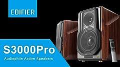 Amazon.com: Edifier S3000pro - Altavoces activos de ...