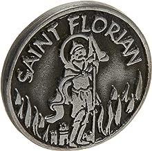 Cathedral Art PT406 Saint Florian Pocket Token, 1-Inch