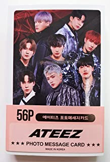 ATEEZ Photocards 56pcs Set New Version