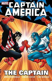 Captain America: The Captain (Captain America (1968-1996))