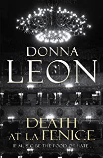 Death at La Fenice: (Brunetti 1