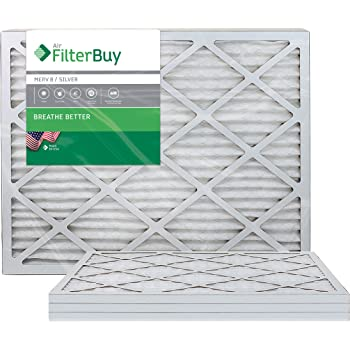 Nordic Pure 18x18x1 Exact MERV 12 Pleated AC Furnace Air Filters 1 Pack