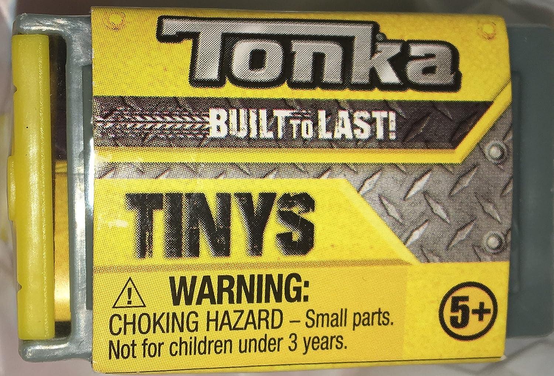 Tonka Tinys (One Mystery Mini Vehicle) by Tonka