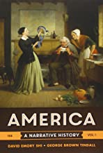 America: A Narrative History and For the Record (Tenth Edition) (Vol. 1)