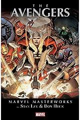 Avengers Masterworks Vol. 2 (Avengers (1963-1996)) Kindle Edition