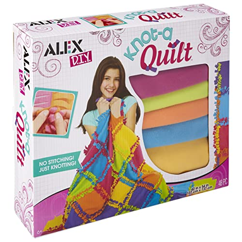 Alex DIY Knot A Quilt