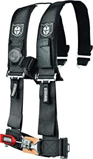 Pro Armor A114230 Black 4-Point Harness 3