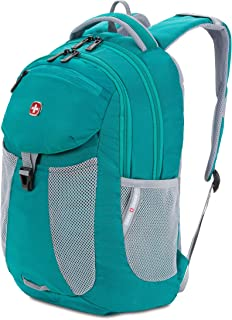 SWISSGEAR 3630 Large Laptop Backpack School Work and Travel/Blue Grass