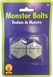 Rubie's Costume Co. Monster Bolts Costume, One Size, Silver