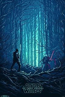Trends International 24x36 Star Wars: The Last Jedi - Standoff Wall Poster, 24