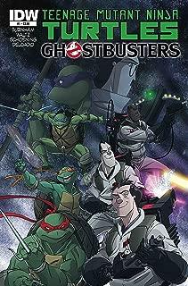 Teenage Mutant Ninja Turtles/Ghostbusters #1