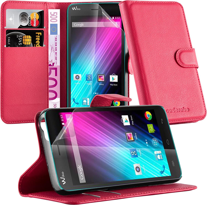 Cadorabo DE-103257 WIKO Lenny Max 54% OFF Mobile Phone Case Slot Time sale Card a with